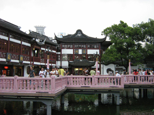 A look at Yuyuan Gardens