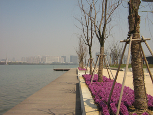 The view of Tai Lake